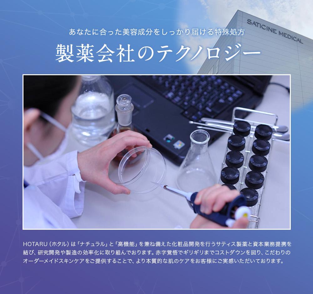 製薬会社のテクノロジー